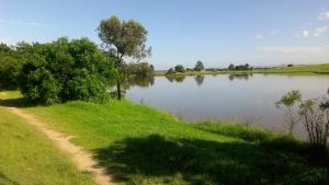Rathluba lagoon